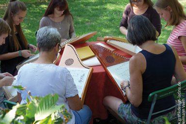 Gemeinsam InTakt – mit Veeh-Harfen® die Welt der Musik entdecken
